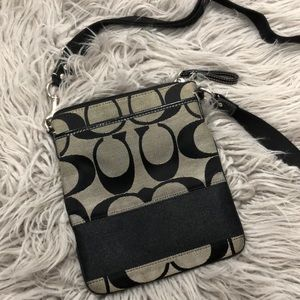 Coach Signature Cross Body